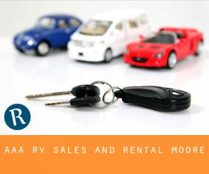 AAA RV Sales and Rental (Moore)