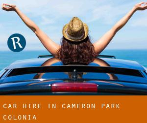 Car Hire in Cameron Park Colonia