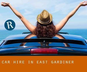 Car Hire in East Gardiner