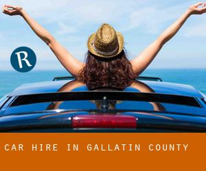 Car Hire in Gallatin County