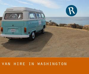 Van Hire in Washington