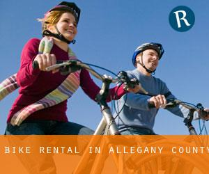 Bike Rental in Allegany County