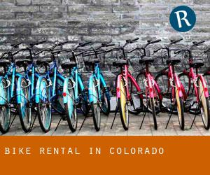 Bike Rental in Colorado