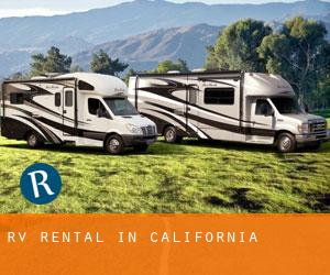 RV Rental in California