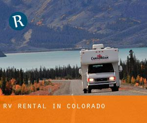 RV Rental in Colorado