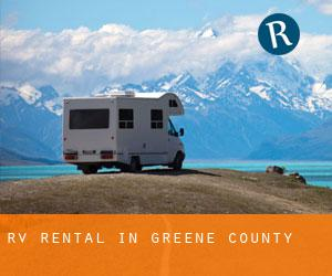 RV Rental in Greene County