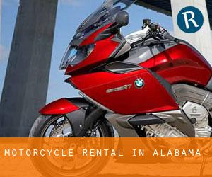 Motorcycle Rental in Alabama