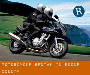 Motorcycle Rental in Boone County