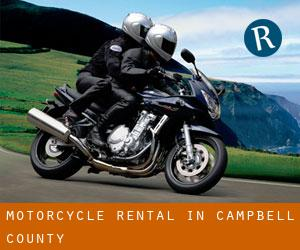 Motorcycle Rental in Campbell County