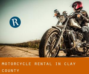 Motorcycle Rental in Clay County