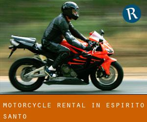 Motorcycle Rental in Espírito Santo