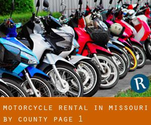Motorcycle Rental in Missouri by County - page 1