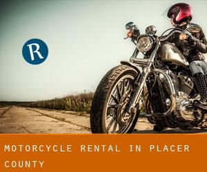 Motorcycle Rental in Placer County