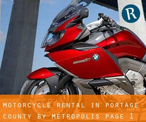 Motorcycle Rental in Portage County by Metropolis - page 1