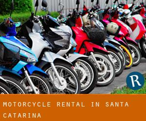 Motorcycle Rental in Santa Catarina