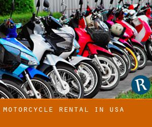 Motorcycle Rental in USA