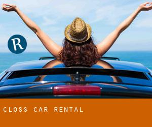 Closs Car Rental