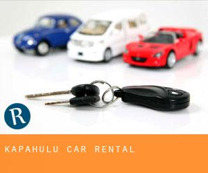 Kapahulu Car Rental