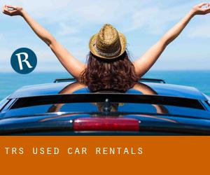 Tr's Used Car Rentals